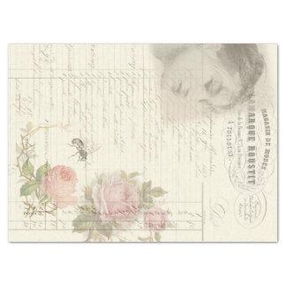 The Rose Tissue Paper