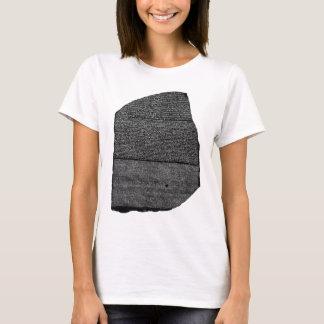 The Rosetta Stone Egyptian Granodiorite Stele T-Shirt