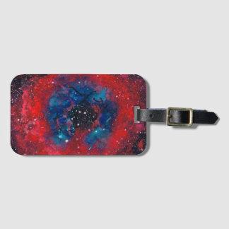 The Rosette Nebula luggage tag