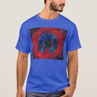 The Rosette Nebula t-shirt