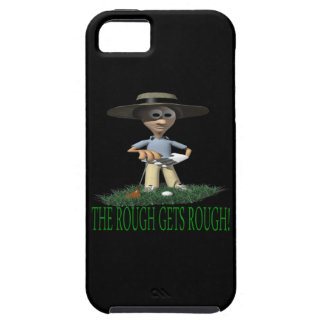The Rough Gets Rough iPhone 5 Covers