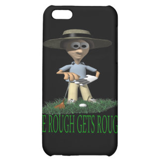 The Rough Gets Rough iPhone 5C Cover