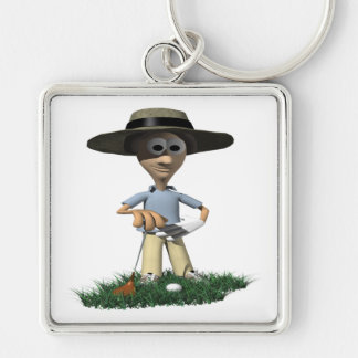 The Rough Gets Rough Key Chains