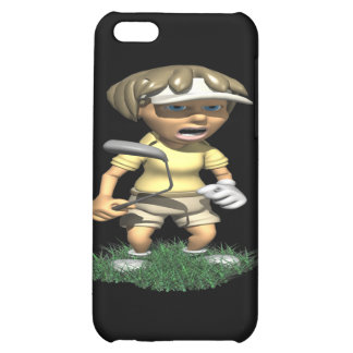 The Rough Is Rough iPhone 5C Cover