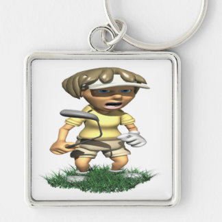 The Rough Is Rough Keychains