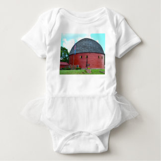 The Round Barn of Arcadia Baby Bodysuit