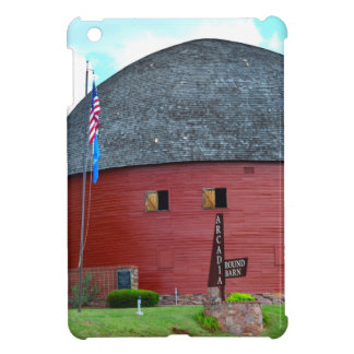 The Round Barn of Arcadia Case For The iPad Mini