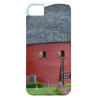 The Round Barn of Arcadia Case For The iPhone 5