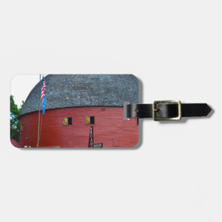 The Round Barn of Arcadia Luggage Tag