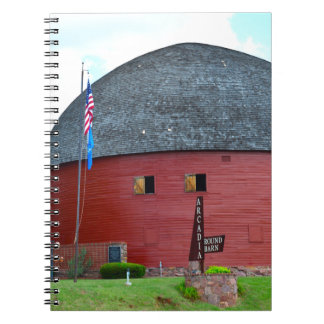 The Round Barn of Arcadia Notebooks