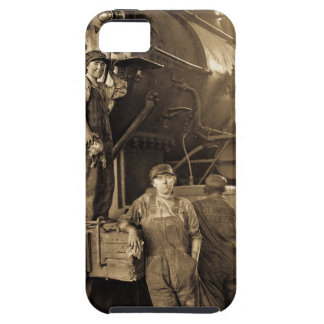The Roundhouse Rosies of World War I Vintage iPhone 5 Cases