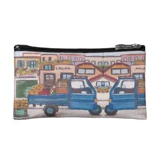 The Roving Vendor - Small Comestic Bag