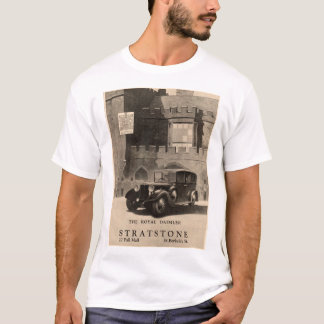 The Royal Daimler vintage car advert from 1935 T-Shirt