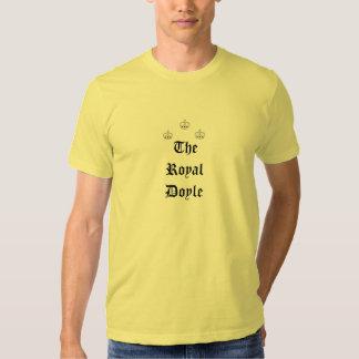 The Royal Doyle T-shirts