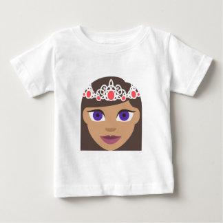 The Royal Families American Princess Emoji Baby T-Shirt