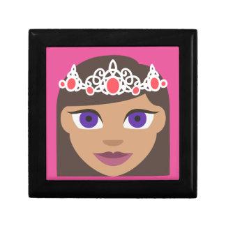 The Royal Families American Princess Emoji Gift Box