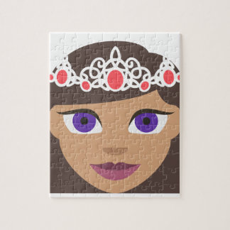 The Royal Families American Princess Emoji Jigsaw Puzzle