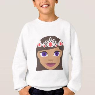 The Royal Families American Princess Emoji Sweatshirt