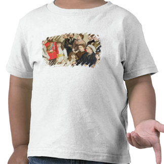 The Royal Family, 1880 T-shirt