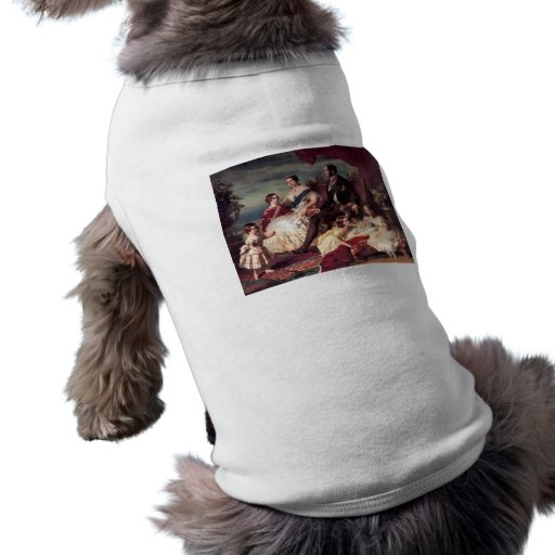 The Royal Family Doggie Tee