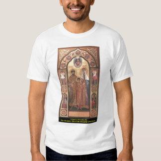 The Royal Family of Nicholas II T-shirts