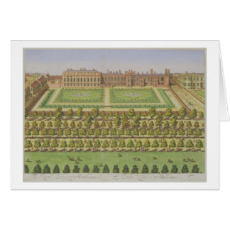 The Royal Palace of St. James', from 'Survey of Lo Greeting Card