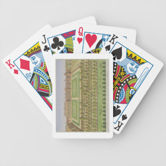 The Royal Palace of St. James', from 'Survey of Lo Poker Deck