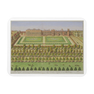 The Royal Palace of St. James', from 'Survey of Lo Rectangular Photo Magnet