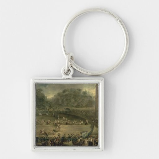 The Royal Parade Keychains