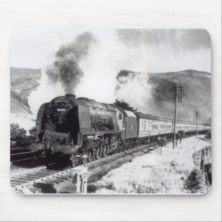 The Royal Scot, intercity locomotive Mouse Pad