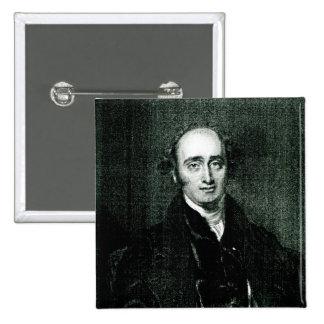 The Rt.Hon.John Wilson Croker 15 Cm Square Badge