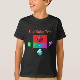 The Ruby Trio Official Shirt