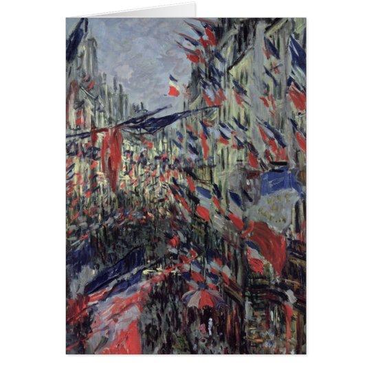 The Rue Saint-Denis Card