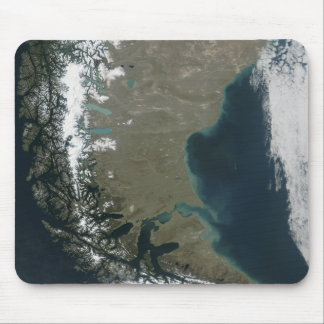 The rugged, snow-capped Andes Mouse Pad