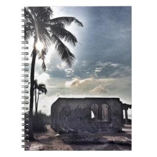 The Ruins in Bantayan Island Notebook
