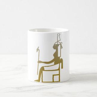 The ruler, Egyptian deity.