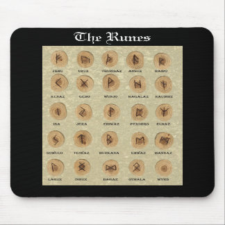The Runes mousepad