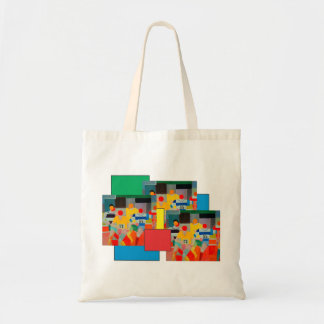 The Runners by Robert Delaunay Tote Bag