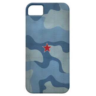 The Russian air force camouflage 01 Barely There iPhone 5 Case