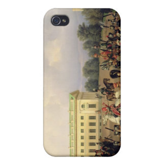 The Russian Guard in Tsarskoye Selo iPhone 4/4S Cover