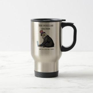The Russian Hacker Eagle Bear Cup