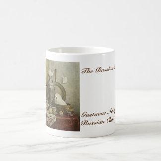 The Russian Tea Gustavus Russian Club Coffee Mug