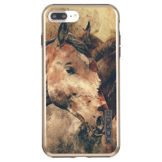 The Rustic Horse II Incipio DualPro Shine iPhone 8 Plus/7 Plus Case