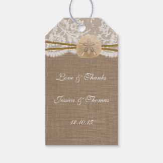 The Rustic Sand Dollar Beach Wedding Collection