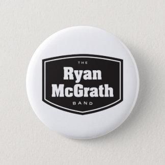 The Ryan McGrath Band Button