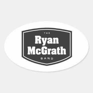 The Ryan McGrath Band Stickers