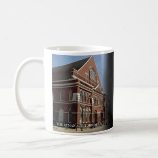 The Ryman Auditorium Historical Mug
