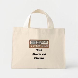 The Sack of Giving Mini Tote Bag
