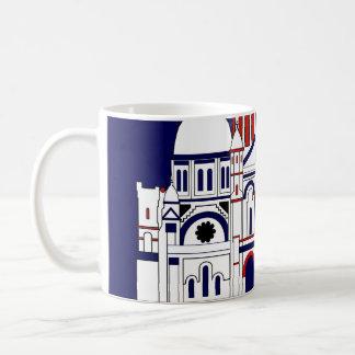 The Sacre Coeur, Montmartre, Paris, France Coffee Mug
