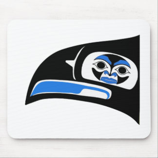 THE SACRED VISION MOUSE PAD